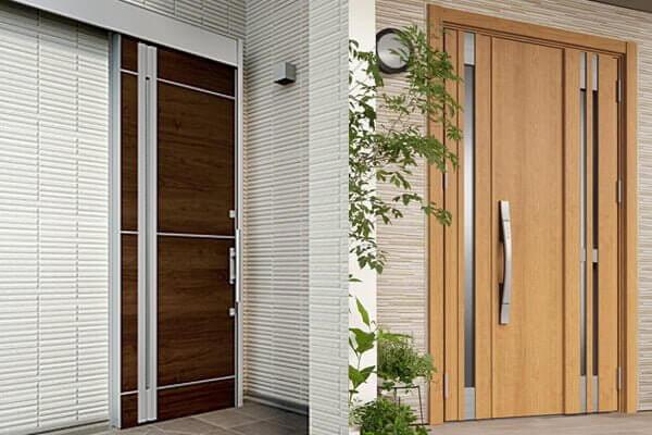 ZEHで選ぶドアは?