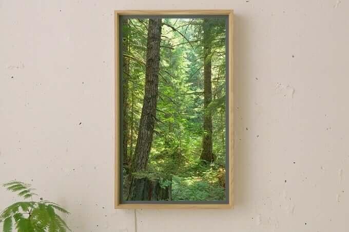 家の窓が世界中の景色に早変わり!デジタル窓「Atmoph Window2」登場!